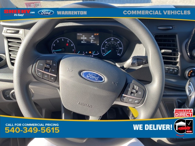 2020 Ford Transit 150 Med Roof 4x2, Empty Cargo Van #YB42555 - photo 18
