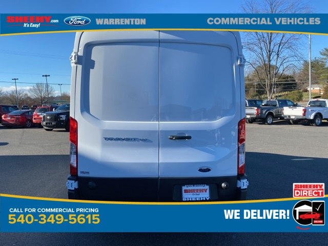2020 Ford Transit 150 Med Roof 4x2, Empty Cargo Van #YB42555 - photo 7