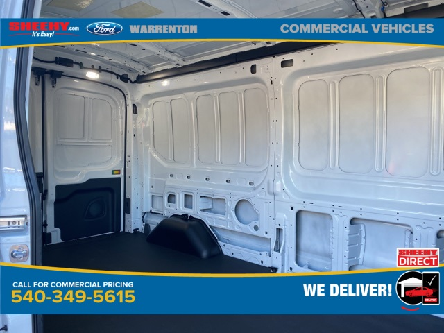 2020 Ford Transit 150 Med Roof 4x2, Empty Cargo Van #YB42555 - photo 8