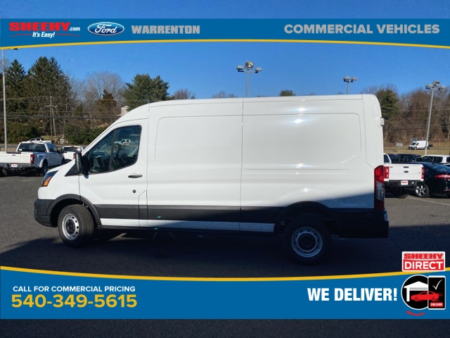 2020 Ford Transit 150 Med Roof 4x2, Empty Cargo Van #YB42555 - photo 9