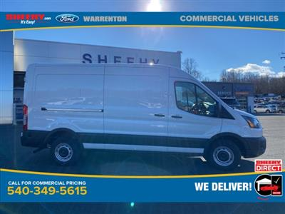 2020 Ford Transit 150 Med Roof 4x2, Empty Cargo Van #YB42555 - photo 4