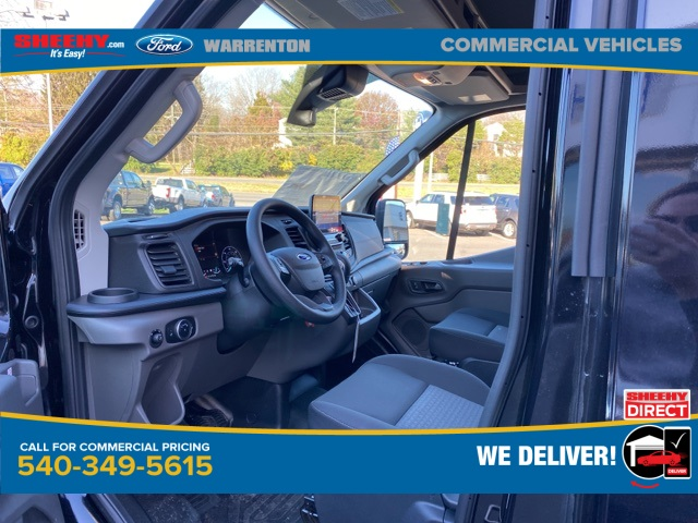 2020 Ford Transit 250 Med Roof 4x2, Empty Cargo Van #YB42568 - photo 10