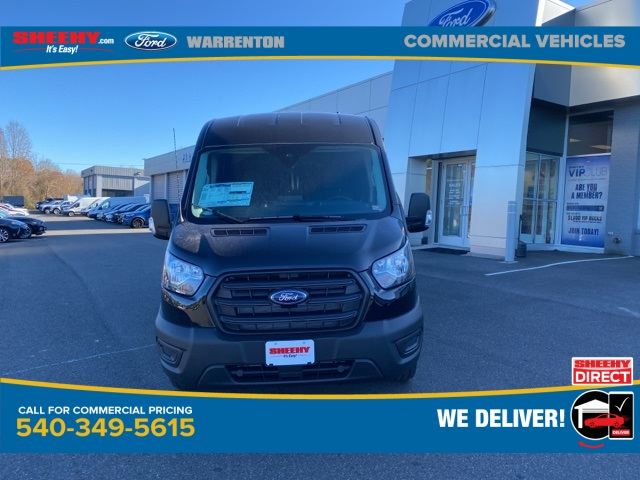 2020 Ford Transit 250 Med Roof 4x2, Empty Cargo Van #YB42568 - photo 3