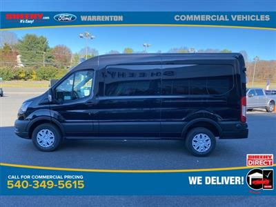 2020 Ford Transit 250 Med Roof 4x2, Empty Cargo Van #YB42568 - photo 9