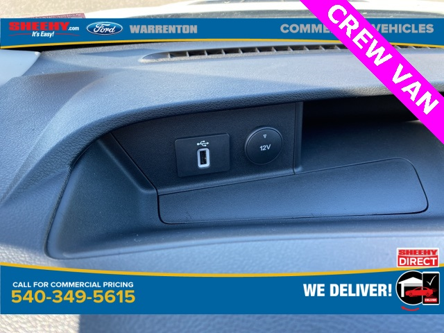 2020 Ford Transit 250 Med Roof RWD, Crew Van #YB42569 - photo 17