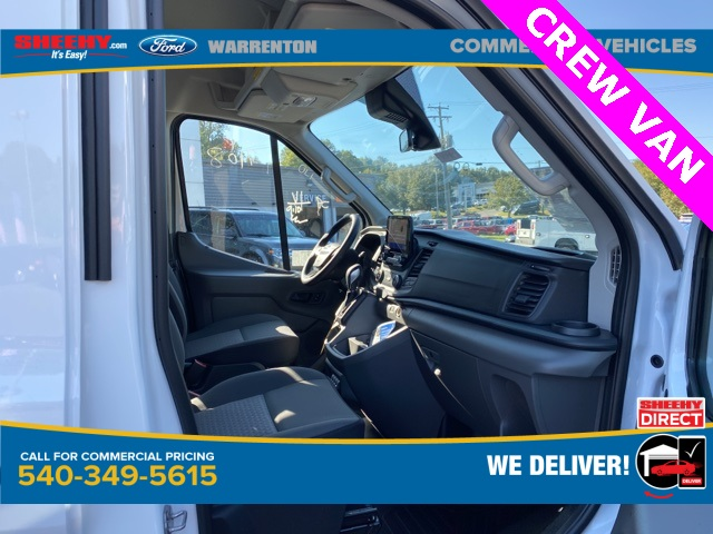 2020 Ford Transit 250 Med Roof RWD, Crew Van #YB42569 - photo 5