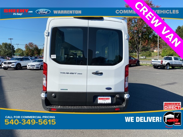 2020 Ford Transit 250 Med Roof RWD, Crew Van #YB42569 - photo 8