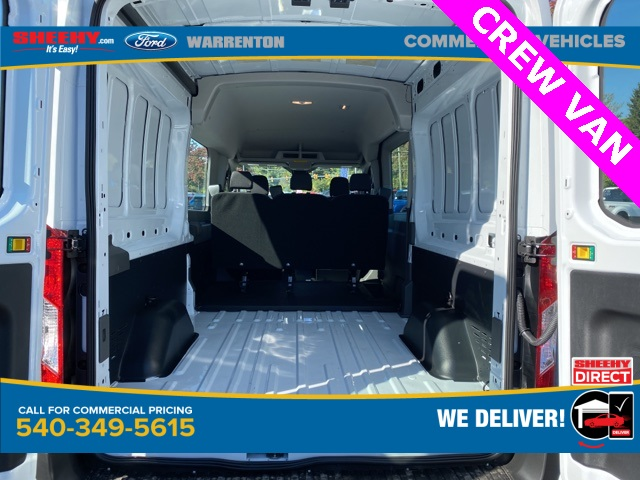 2020 Ford Transit 250 Med Roof 4x2, Crew Van #YB42569 - photo 1