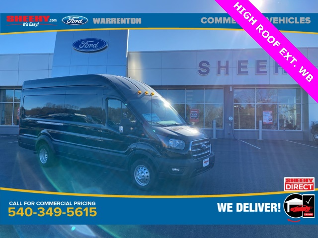 2020 Ford Transit 350 HD High Roof DRW 4x2, Empty Cargo Van #YB42570 - photo 1