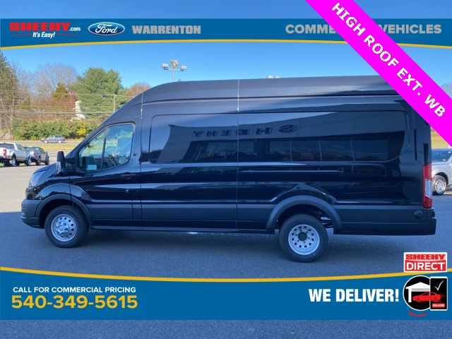 2020 Ford Transit 350 HD High Roof DRW 4x2, Empty Cargo Van #YB42570 - photo 10