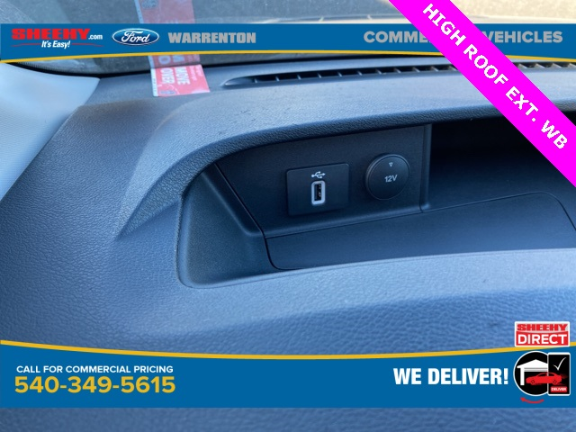 2020 Ford Transit 350 HD High Roof DRW 4x2, Empty Cargo Van #YB42570 - photo 17