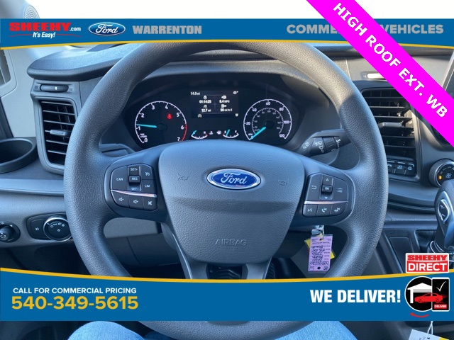 2020 Ford Transit 350 HD High Roof DRW 4x2, Empty Cargo Van #YB42570 - photo 18