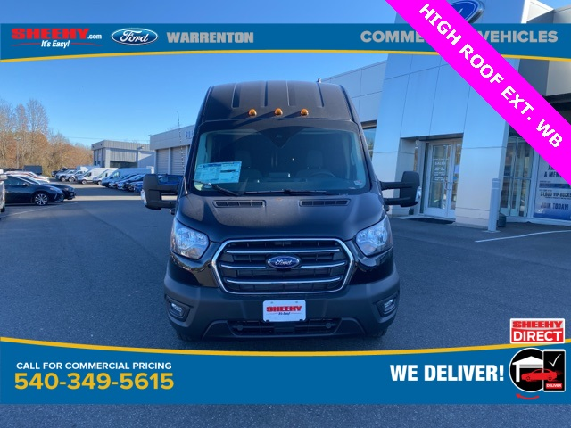 2020 Ford Transit 350 HD High Roof DRW 4x2, Empty Cargo Van #YB42570 - photo 3