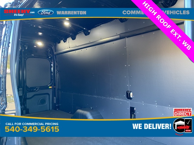2020 Ford Transit 350 HD High Roof DRW 4x2, Empty Cargo Van #YB42570 - photo 6