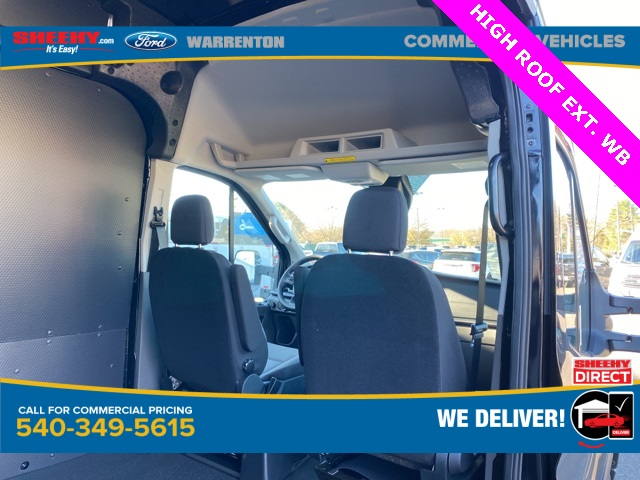 2020 Ford Transit 350 HD High Roof DRW 4x2, Empty Cargo Van #YB42570 - photo 7