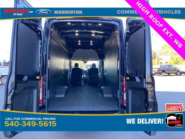 2020 Ford Transit 350 HD High Roof DRW 4x2, Empty Cargo Van #YB42570 - photo 2