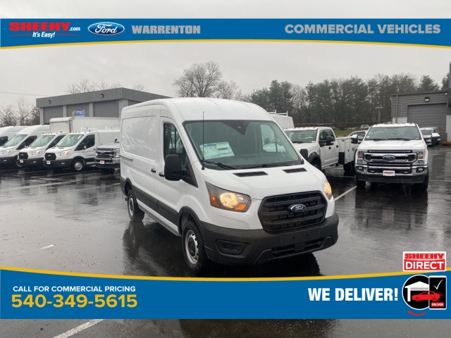 2020 Ford Transit 250 Med Roof 4x2, Empty Cargo Van #YB42641 - photo 1