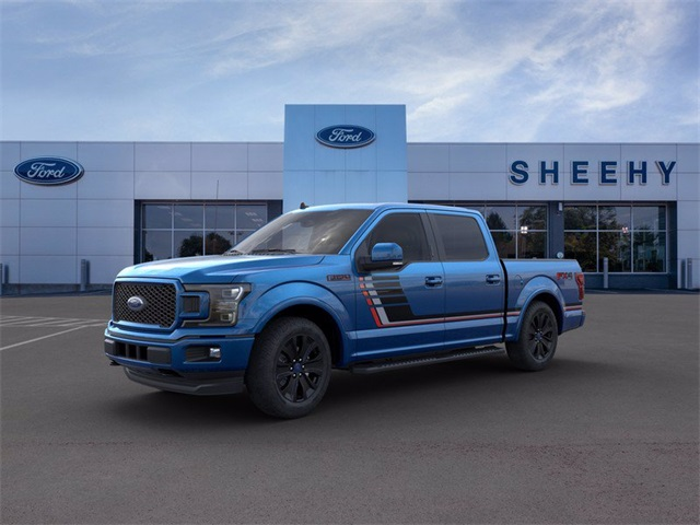 2020 Ford F-150 SuperCrew Cab 4x4, Pickup #YB43274 - photo 4