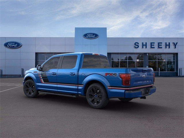 2020 Ford F-150 SuperCrew Cab 4x4, Pickup #YB43274 - photo 6