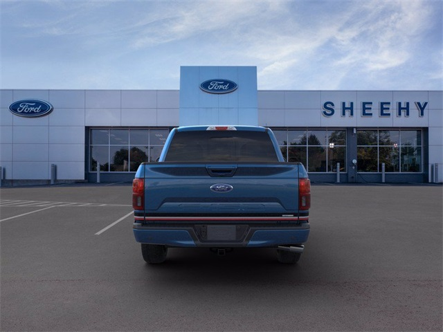 2020 Ford F-150 SuperCrew Cab 4x4, Pickup #YB43274 - photo 7