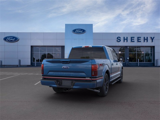 2020 Ford F-150 SuperCrew Cab 4x4, Pickup #YB43274 - photo 8