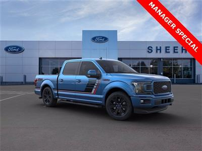 2020 Ford F-150 SuperCrew Cab 4x4, Pickup #YB43274 - photo 1
