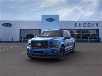 2020 Ford F-150 SuperCrew Cab 4x4, Pickup #YB43274 - photo 2