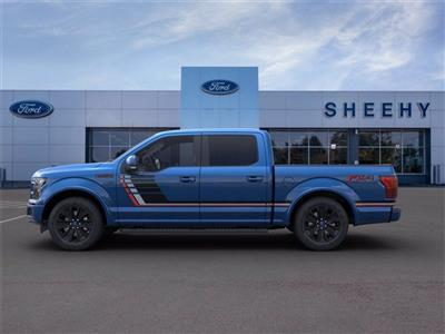 2020 Ford F-150 SuperCrew Cab 4x4, Pickup #YB43274 - photo 5