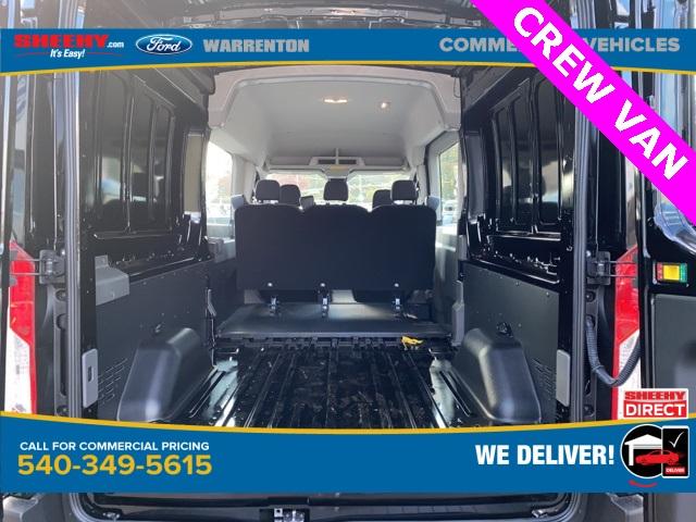 2020 Ford Transit 250 Med Roof RWD, Crew Van #YB45707 - photo 1