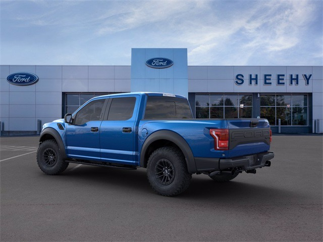 2020 Ford F-150 SuperCrew Cab 4x4, Pickup #YB55090 - photo 6