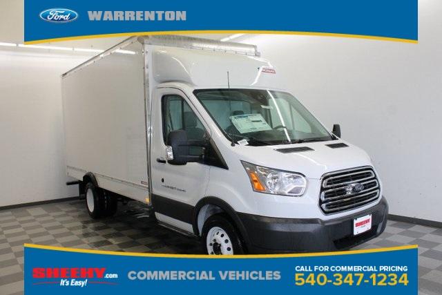 2018 Transit 350 HD DRW 4x2,  Morgan Cutaway Van #YB55237 - photo 1