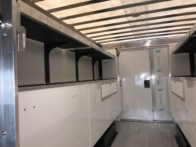 2018 Transit 350 HD DRW 4x2,  Rockport Workport Service Utility Van #YB55780 - photo 18