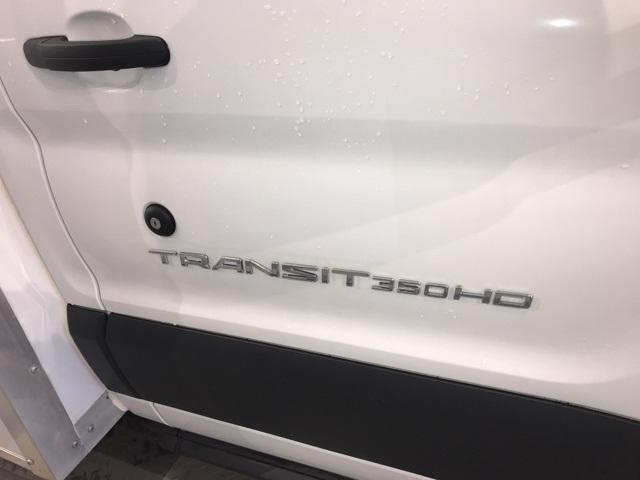 2018 Transit 350 HD DRW 4x2,  Rockport Workport Service Utility Van #YB55780 - photo 8