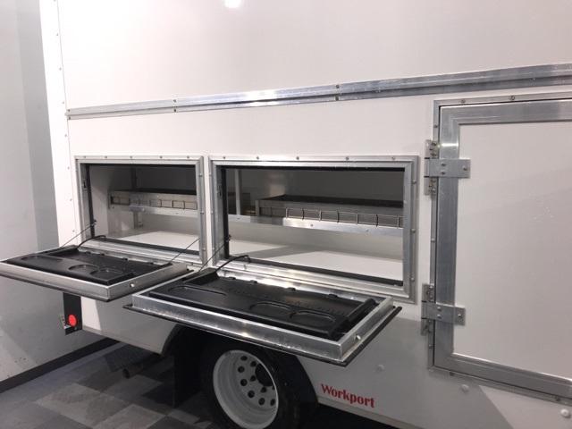 2018 Transit 350 HD DRW 4x2,  Rockport Workport Service Utility Van #YB55780 - photo 9