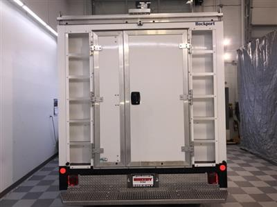 2018 Transit 350 HD DRW 4x2,  Rockport Workport Service Utility Van #YB55780 - photo 2
