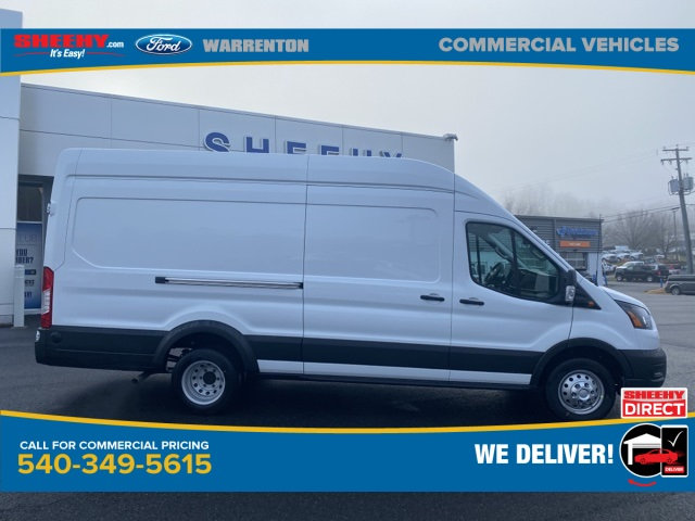 2020 Ford Transit 350 HD High Roof DRW 4x2, Empty Cargo Van #YB58649 - photo 4
