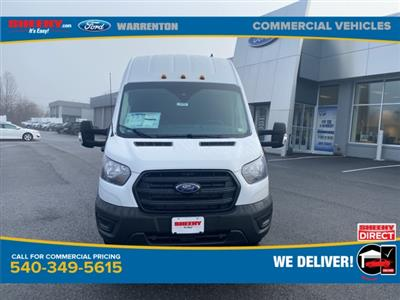 2020 Ford Transit 350 HD High Roof DRW 4x2, Empty Cargo Van #YB58649 - photo 3