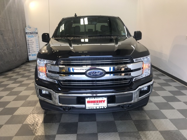 2019 F-150 SuperCrew Cab 4x4,  Pickup #YB59520 - photo 4