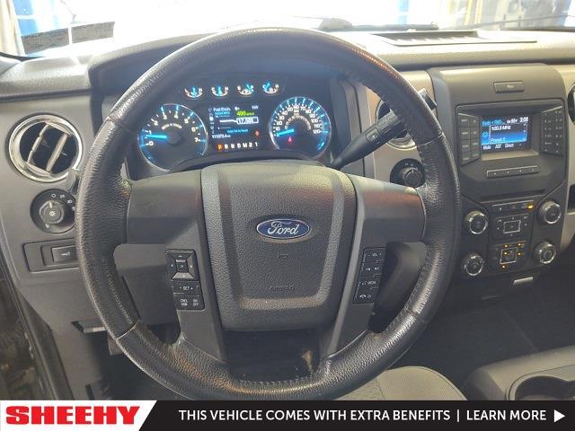 2013 Ford F-150 SuperCrew Cab 4x4, Pickup #YB60825A - photo 12