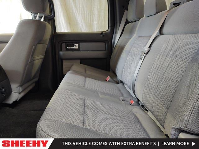 2013 Ford F-150 SuperCrew Cab 4x4, Pickup #YB60825A - photo 8