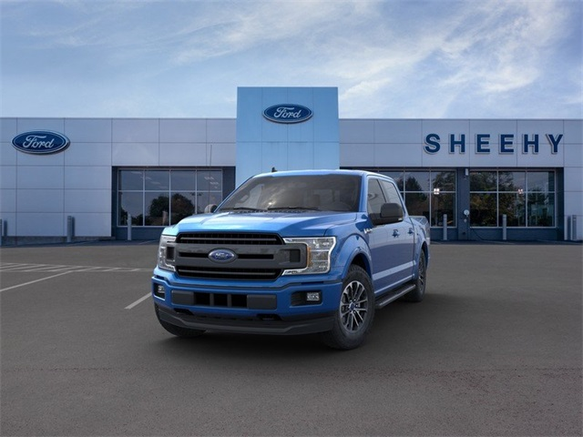 2020 F-150 SuperCrew Cab 4x4, Pickup #YB62760 - photo 3