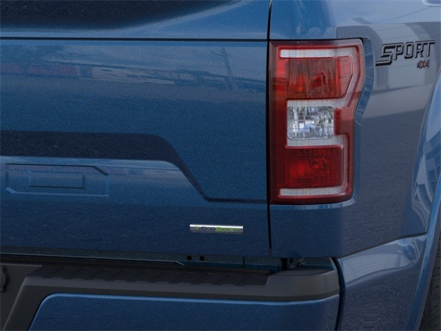 2020 F-150 SuperCrew Cab 4x4, Pickup #YB62760 - photo 21