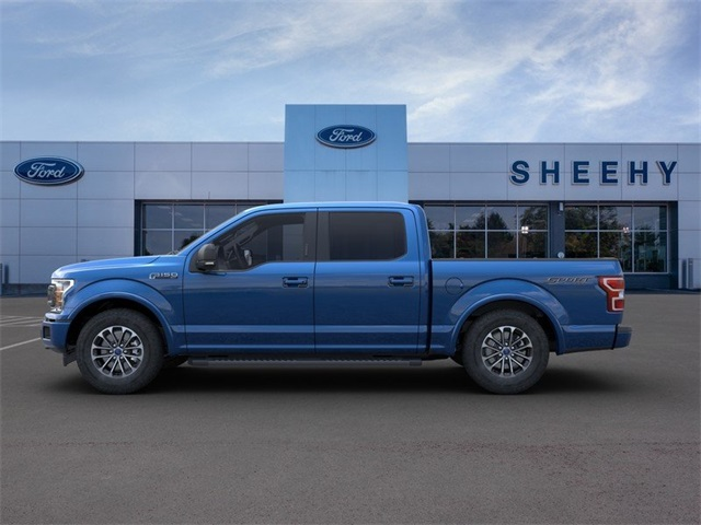 2020 F-150 SuperCrew Cab 4x4, Pickup #YB62760 - photo 4