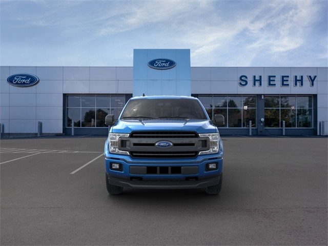 2020 F-150 SuperCrew Cab 4x4, Pickup #YB62760 - photo 6