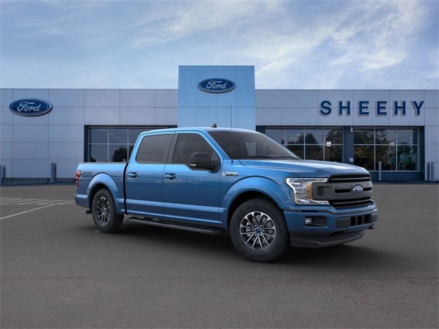 2020 F-150 SuperCrew Cab 4x4, Pickup #YB62760 - photo 7