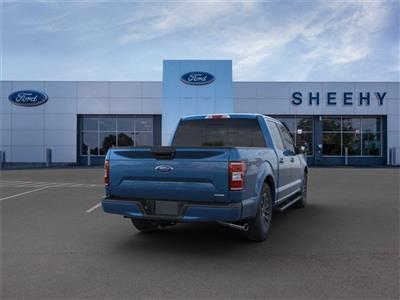 2020 F-150 SuperCrew Cab 4x4, Pickup #YB62760 - photo 8