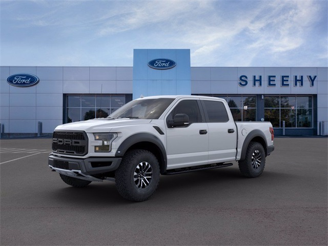 2020 F-150 SuperCrew Cab 4x4, Pickup #YB63099 - photo 4