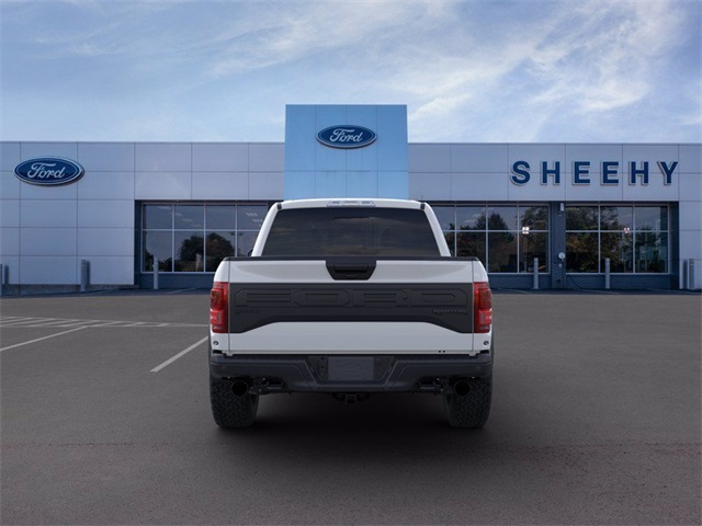 2020 F-150 SuperCrew Cab 4x4, Pickup #YB63099 - photo 7