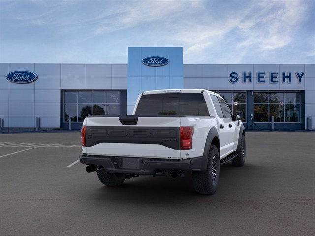 2020 F-150 SuperCrew Cab 4x4, Pickup #YB63099 - photo 8