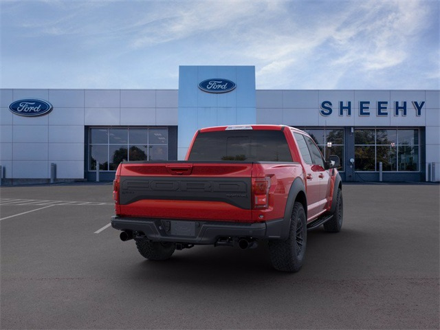 2020 F-150 SuperCrew Cab 4x4, Pickup #YB63100 - photo 8